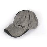 LACOYA 竹炭棒球帽(AP012-3 深灰)
