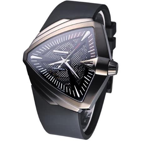HAMILTON Ventura XXL紀念貓王75周年 紀念機械錶(H24615331)
