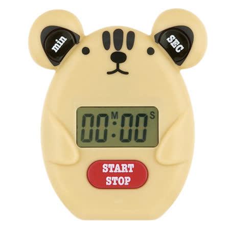 可愛動物造型 計時器--松鼠(201701-002SU)