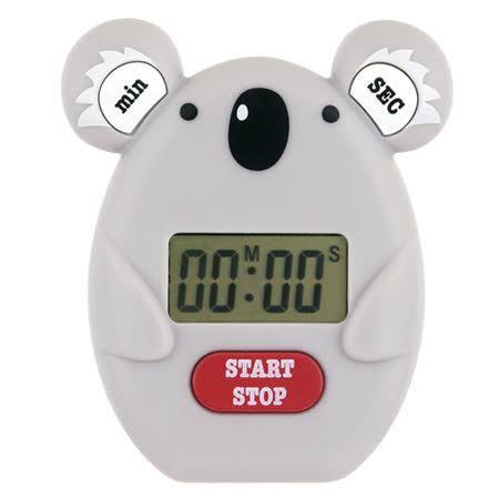 可愛動物造型 計時器--無尾熊( 201701-003KA)