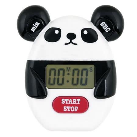 可愛動物造型 計時器--熊貓( 201701-006PA)