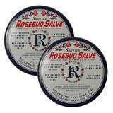 (超值二入)SMITH'S Rosebud Salve 玫瑰花蕾膏