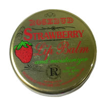 Rosebud草莓花蕾潤脣膏
