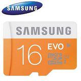 Samsung 三星 16GB EVO Ultra-fast UHS-I microSDHC C10 高速卡