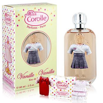 Miss Corolle Fleur 克拉拉香草女孩女性淡香水(60ml)-送聖活泉身體保養兩件組