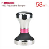 Tiamo 1030可調節矽膠填壓器-紅色 58mm *加贈止滑底墊 (HG2596 R)