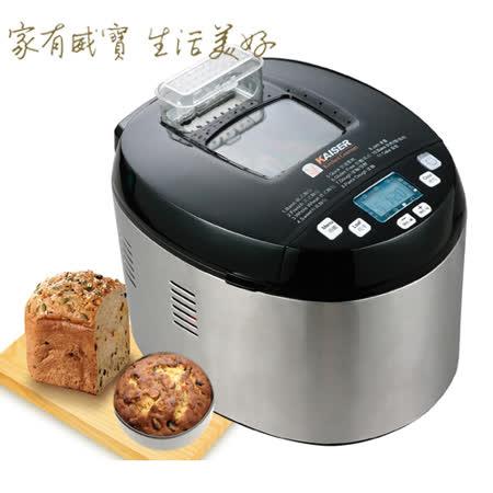 【好物分享】gohappy 線上快樂購KAISER 威寶智慧型麵包製造機 (BM-812)好用嗎板橋 舊 遠 百