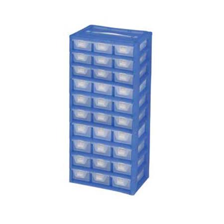 【DOLEDO】分類收納整理盒-30格