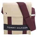 TOMMY HILFIGER 實用款斜背包-卡其色