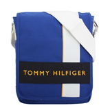 TOMMY HILFIGER 實用款小斜背書包-藍色