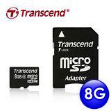 Transcend 創見 microSDHC Class4 8G 記憶卡