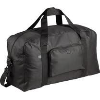 《GO TRAVEL》Foldaway XL 好摺疊兩用旅行袋(黑)