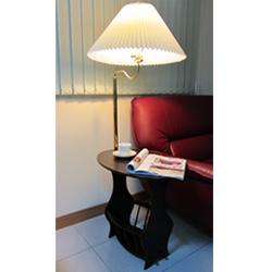 《愛樂美》日內瓦雜誌燈桌