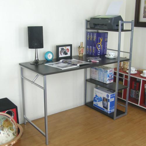 (置物架60x120x120cm)工作桌櫃組-(二色可選擇)