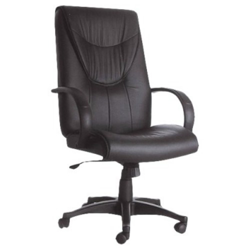 ^~豪華型^~PVC皮革~主管椅辦公椅電腦椅^~含後仰 ^~~黑色