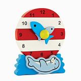 德國Hapé Eco-toys愛派-趴趴海豹鐘型疊疊樂