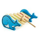 德國Hapé Eco-toys愛派-嘟嘟魚木琴