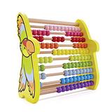 德國Hapé Eco-toys愛派-派派鸚珠算架