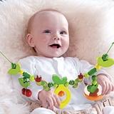 德國Hapé Eco-toys愛派-寶寶可愛吊飾