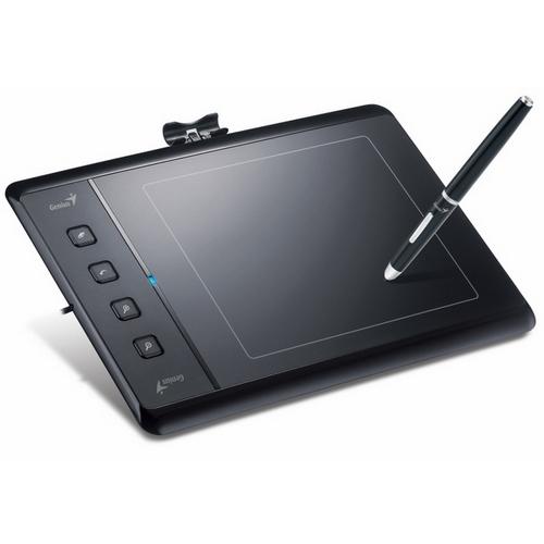 Genius EasyPen M506 高 多媒體免電池繪圖板^(5^~6^)