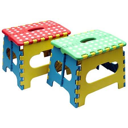 色彩繽紛小摺疊椅(SR-166)
