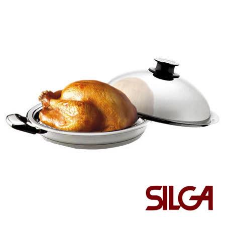 SILGA 油脂分離鍋(28公分)