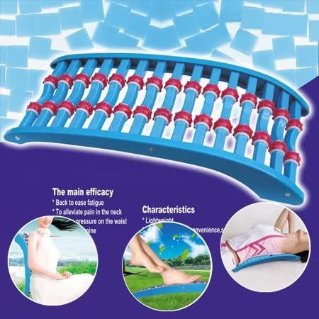 第二代脊椎舒緩架/人體工學弧形設計舒解背部壓力/改善睡眠