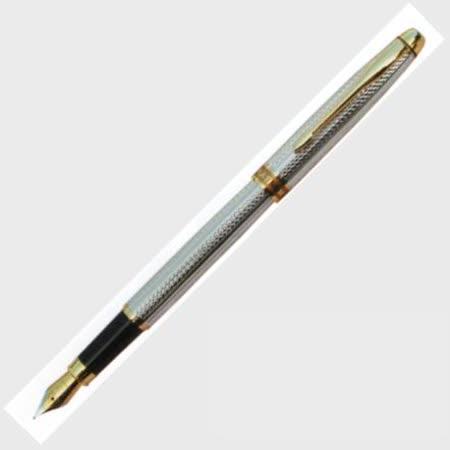 白金牌 PAG800 高級鍍白金鋼筆