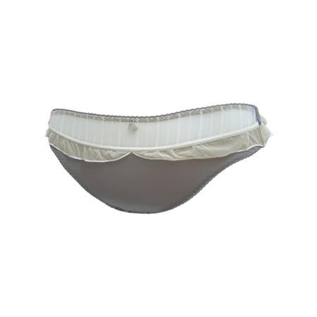 【瑪登瑪朵】FA0147 亮點Bra 低腰三角棉褲(大地棕)