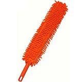 韓式可彎曲雙面長毛超細纖維靜電除塵撢(F120101)