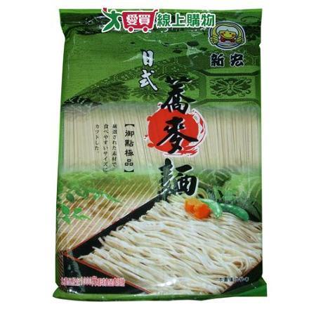 新宏日式蕎麥麵500G/包