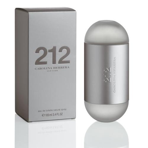 CAROLINA HERRERA 212 都會女性淡香水 100l
