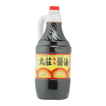 丸莊陳年醬油1600C.C/瓶
