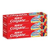 高露潔華納牙膏-水果口味40g*3入