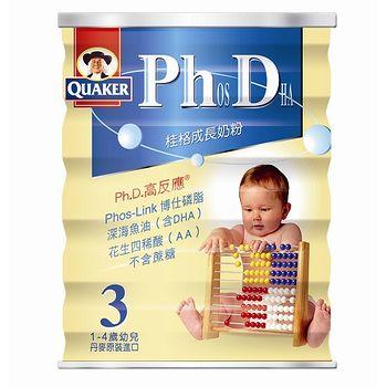 桂格PHD成長奶粉-高反應配方1500g