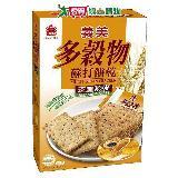 義美多穀物蘇打餅乾-芝麻燕麥270g