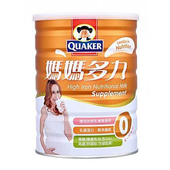桂格媽媽多力奶粉-懷孕及授乳媽媽專用營養品825g