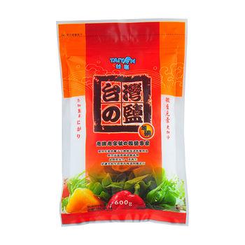 台灣鹽600G/包