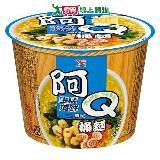 阿Q桶麵生猛海鮮風味98g*3桶/組