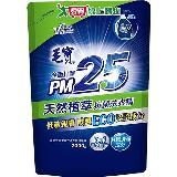 毛寶天然植物洗衣精補充包2L