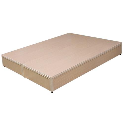 訂製品【優利亞-經濟款3分板床底】寬度106-150公分/長度186-210公分內/高度限21-30公分