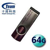 Team十銓 64G ColorTurn E902 旋轉型 USB2.0 隨身碟