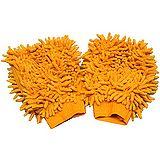 韓式雙面長毛超細纖維靜電除塵魔術手套2隻組(533X2)