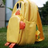 ★魔法Baby★Q版造型兒童背包~雙肩後背包~防水背包~K05663~鴨子
