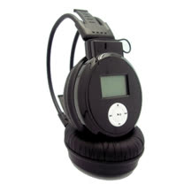 ZONOKI  Z-868 頭戴式耳機 MP3 +FM收音廣播