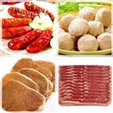 【台糖安心豚】超值烤肉組(培根+貢丸+調味豬排等4件)