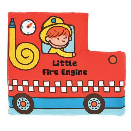 《Read & Play 布書》小小消防車