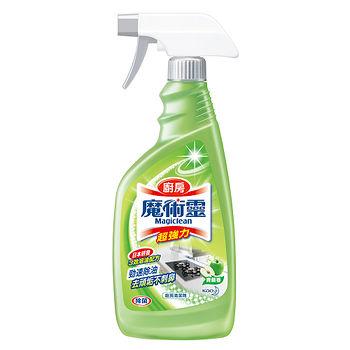 魔術靈廚房清潔劑噴槍瓶-青蘋香500ml