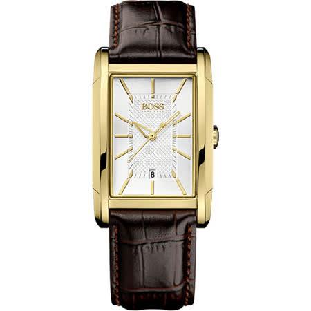 【私心大推】gohappy快樂購物網Hugo Boss 紳士家經典復刻腕錶(H1512618)-金評價如何愛 買 景 美
