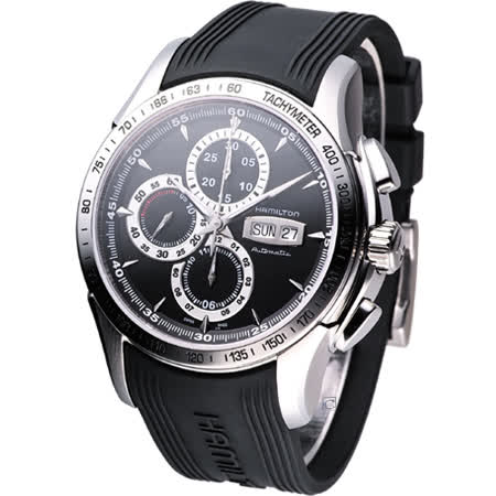 HAMILTON Jazzmaster自動計時腕錶H32816331